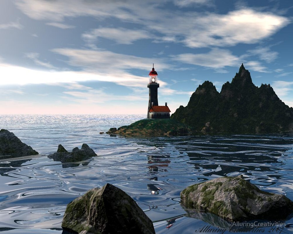 Lighthouse Point by AlluringCreativities