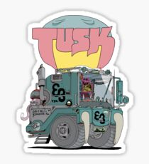 WALRUS TUSK MACHINE Sticker