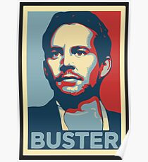 Brian O'Conner/Paul Walker - The Buster Poster