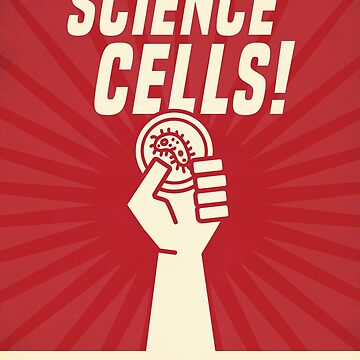 Alliance for Science - Science Cells by walmazan