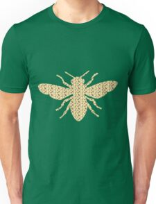 Lavender Bee Unisex T-Shirt