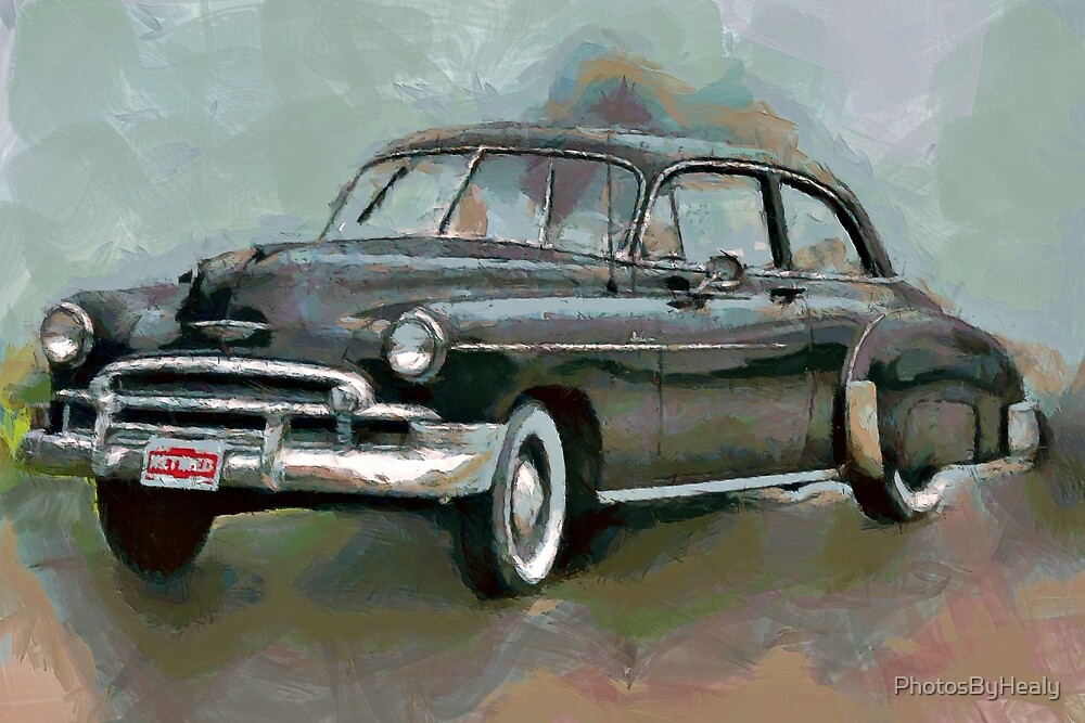 Chevrolet Sedan - painted by PhotosByHealy