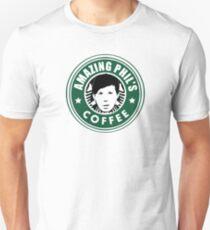 Amazing Phils Coffee T-Shirt