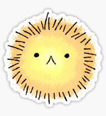 Yukine Noragami Light/Dust Thingie  Sticker