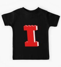 THE LETTER I, Customize My Minifig Kids Clothes