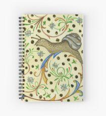 La Lumaca Spiral Notebook
