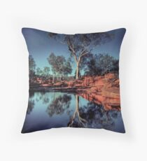 River Red Gum Throw Pillow