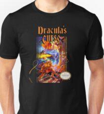Castlevania - Dracula's Curse NES Unisex T-Shirt
