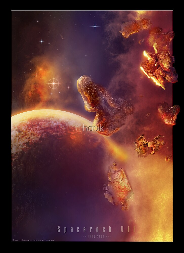 Spacerock VII - Collision by houk