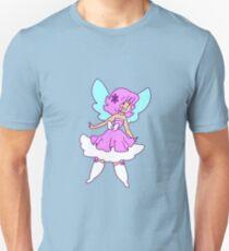 Cute Little Fairy Girl Unisex T-Shirt