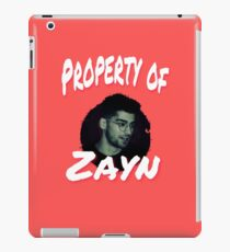 Property of ZM iPad Case/Skin