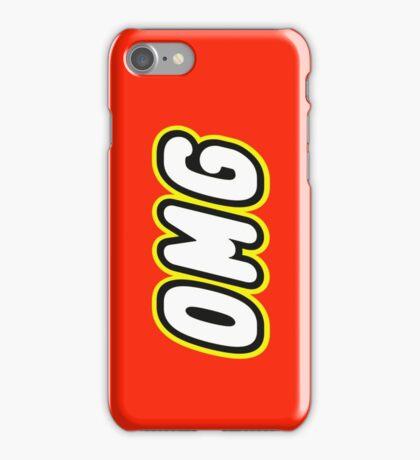 OMG, Customize My Minifig iPhone Case/Skin