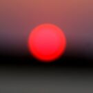 Blurrrry sunset - Nth West Western Australia by glendram