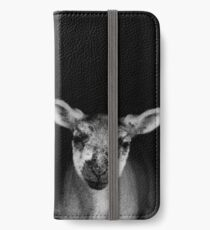 Young Nobby (Black & White) iPhone Wallet/Case/Skin