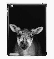 Young Nobby (Black & White) iPad Case/Skin