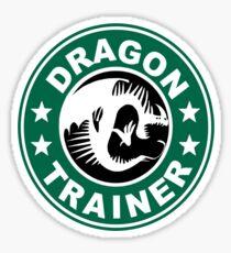 Deadly nadder trainer Sticker