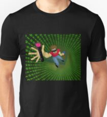 Virtual Reality Is here, its reality Unisex T-Shirt