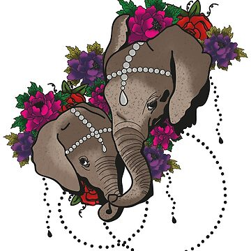 festival elephants by anniemarr