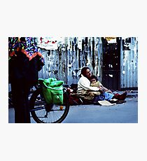 Ain't Poverty Chic Photographic Print