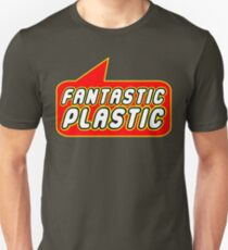 Fantastic Plastic, Bubble-Tees.com Unisex T-Shirt