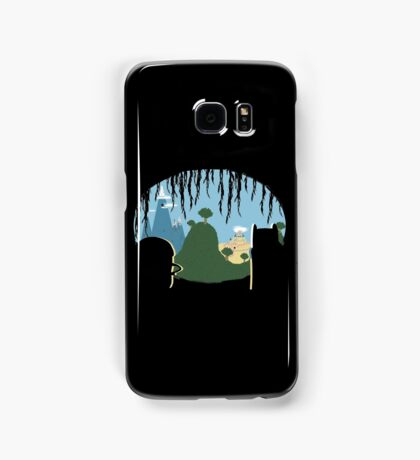 A View of Ooo Samsung Galaxy Case/Skin