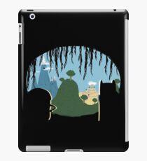 A View of Ooo iPad Case/Skin