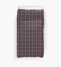 Pink Scottish Clan Tartan #home #lifestyle Duvet Cover
