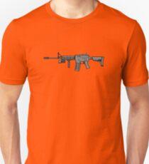 AR-15 Realistic Unisex T-Shirt