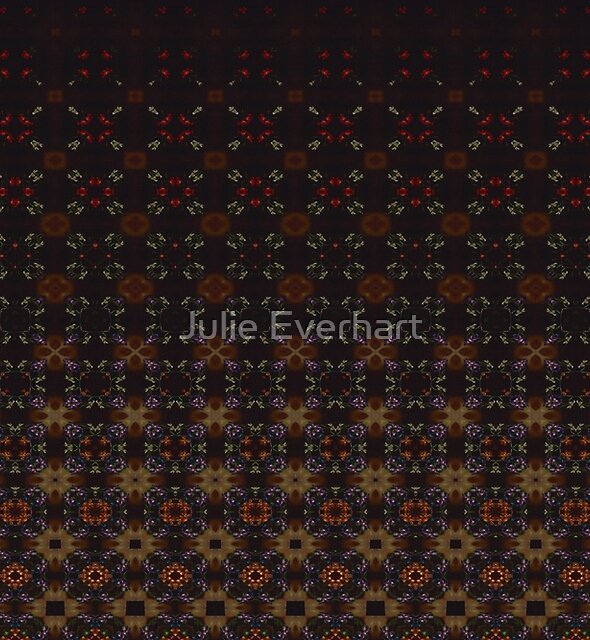 Tiered Pattern by Julie Everhart by Julie Everhart