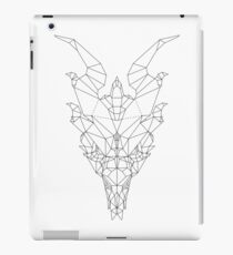 Geometric Dragon iPad Case/Skin