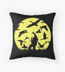 Strength in Numbers Throw Pillow