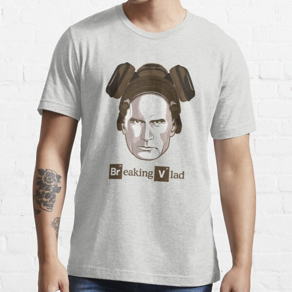 """Breaking Vlad"" - Vladimir Putin Cooking Crystal Essential T-Shirt"
