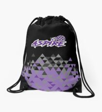 Launceston Aspire - Jersey Design Tee Drawstring Bag