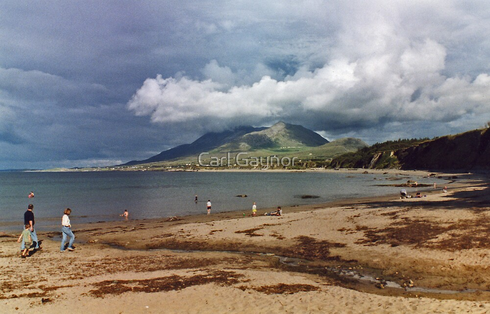 Louisburgh Coast  by Carl Gaynor