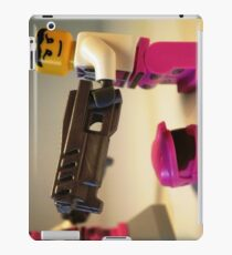 Halo Wars Pink Spartan Soldier Custom Minifigure iPad Case/Skin