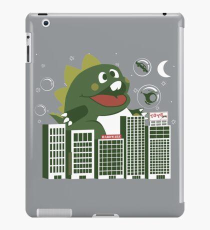 Bubzilla iPad Case/Skin