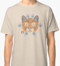 Cat Face Classic T-Shirt