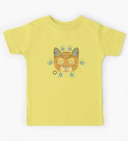 Cat Face Kids Clothes