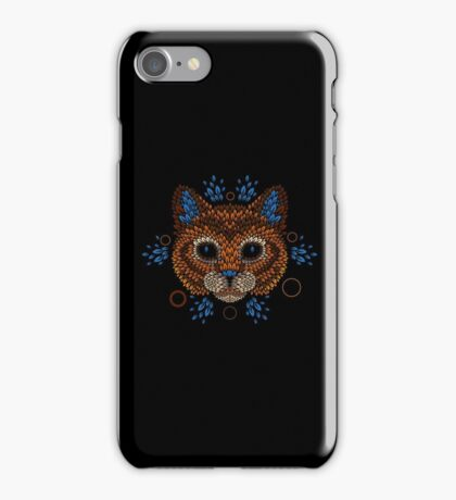 Cat Face iPhone Case/Skin