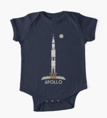 Apollo Launch One Piece - Short Sleeve