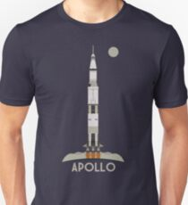 Apollo Launch Unisex T-Shirt