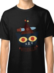 WitchDaggah - Night in the Woods Classic T-Shirt