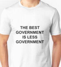 Libertäres Hemd Unisex T-Shirt