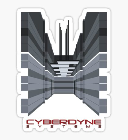 Cyberdyne Systems Sticker