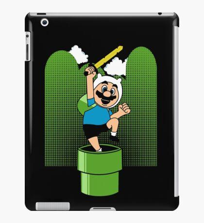The Finnooki Suit iPad Case/Skin