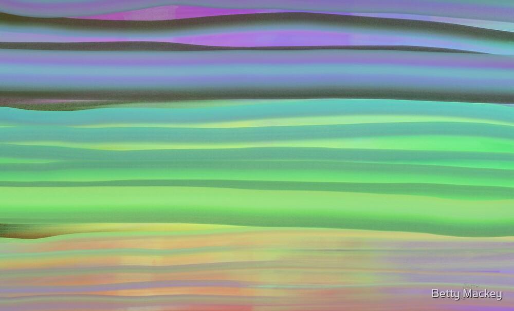 Seascape by Betty Mackey