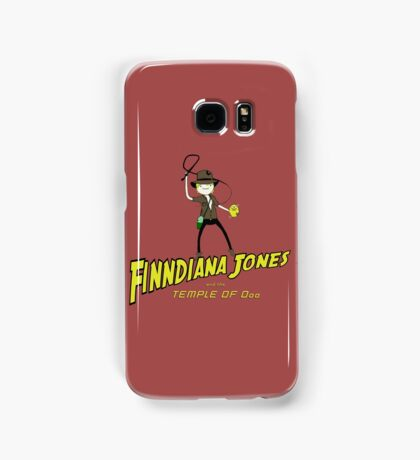 Finndiana Jones and the Temple of Ooo Samsung Galaxy Case/Skin