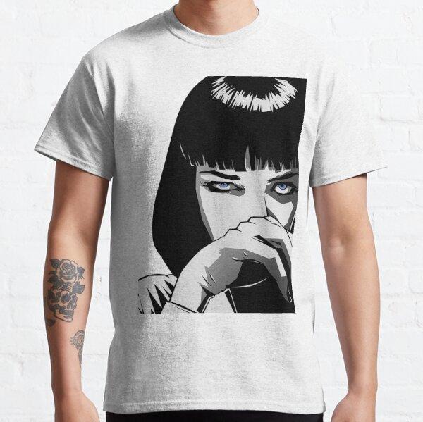 Pulp Fiction Mia Camiseta clásica