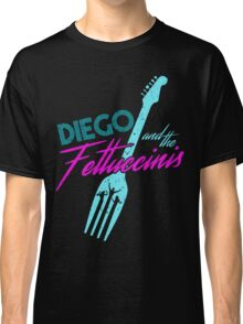 Diego and the Fettuccinis Classic T-Shirt