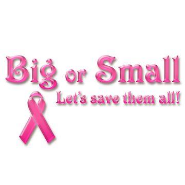 Breast Cancer Awareness- Cancer Shirts by harrisashlyn801